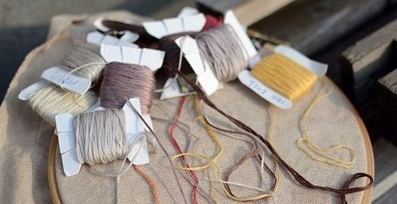 Pęczki czyli sposób organizacji nici w zestawie