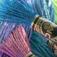 Metalic Threads