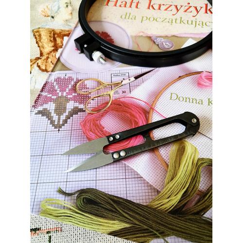 Simple Scissors - red