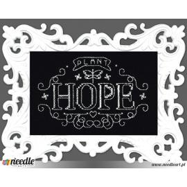 Plant Hope Chalkboard