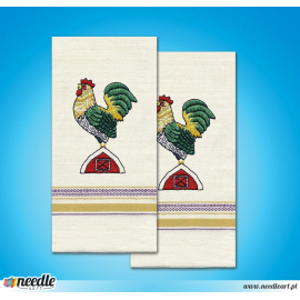 Rooster - towels
