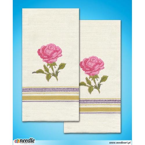 Rose - towels
