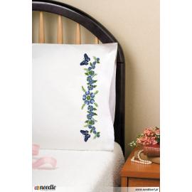 Piękne niebieskie kwiaty