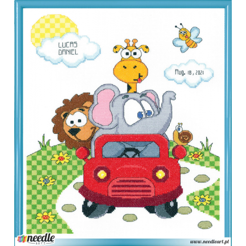 Animal Fun Ride