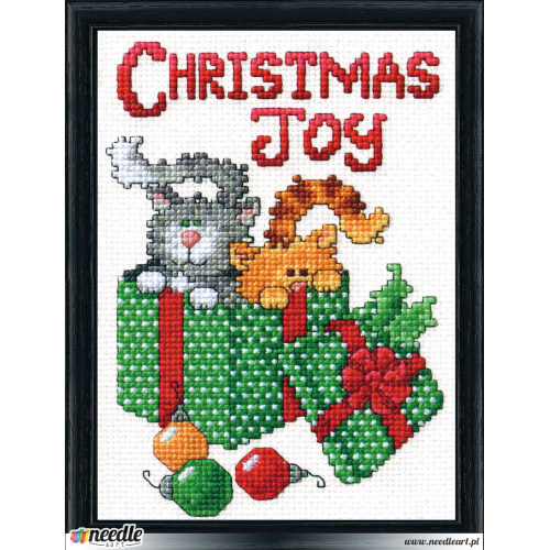 Christmas Joy Cats