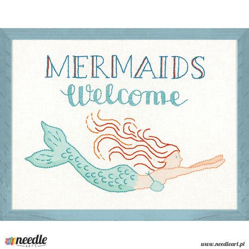 Mermaids Welcome