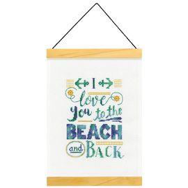 Beach nad back