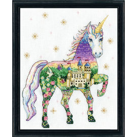 Scenic unicorn