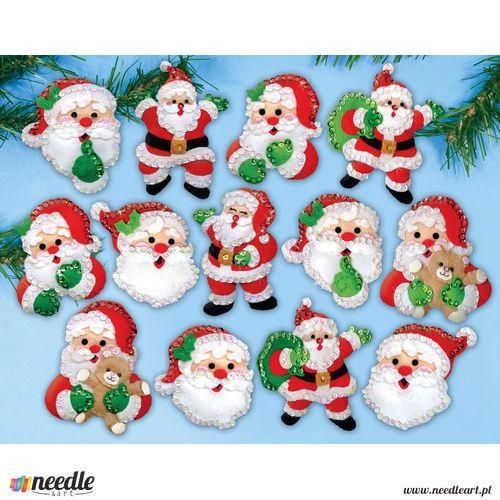 Joyful Santa