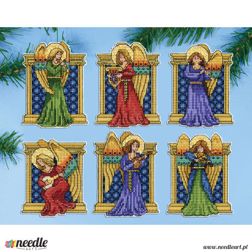 Medieval angels