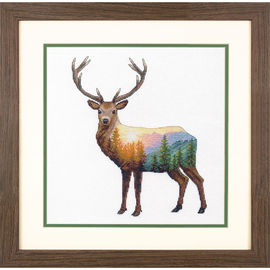 Deer Scene