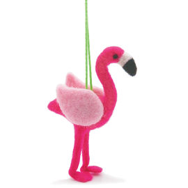 Felted Flamingo