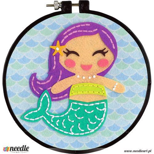 Mermaid Applique
