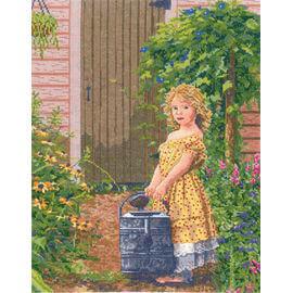 Córka ogrodnika