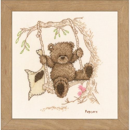 Bear Swing - Popcorn