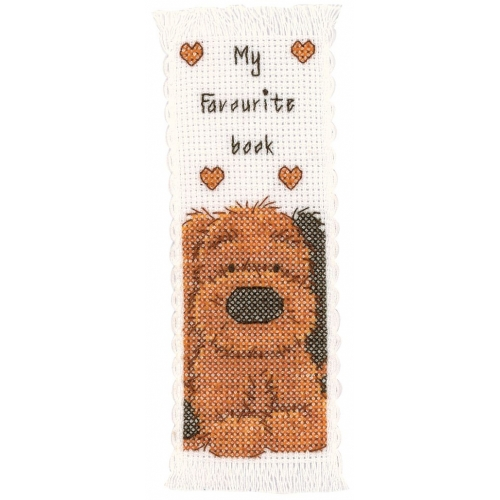 Biscuit - Popcorn - Bookmark