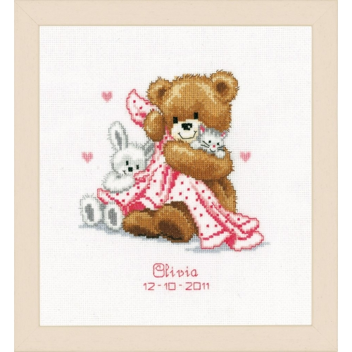Bear With A Blanket