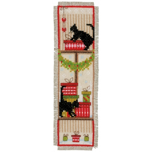 Christmas Atmosphere - two bookmarks