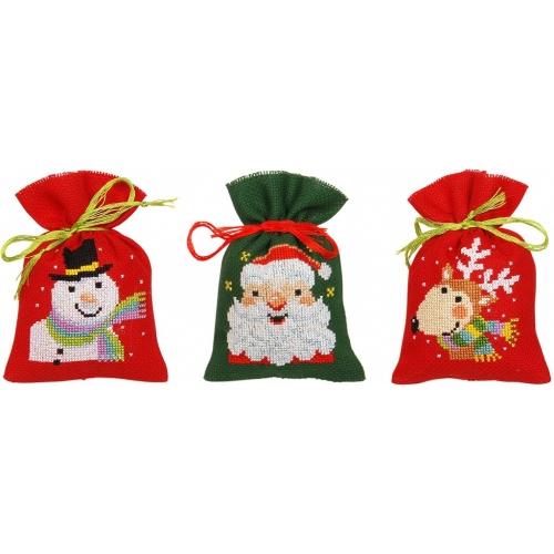 Christmas (bag, set of 3)