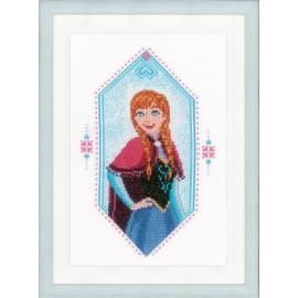 Anna - Frozen, Disney