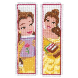 Girl - two bookmarks