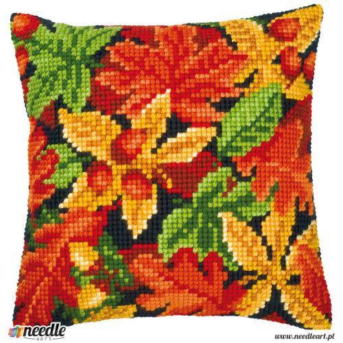 Autumn leaves - pillowcase