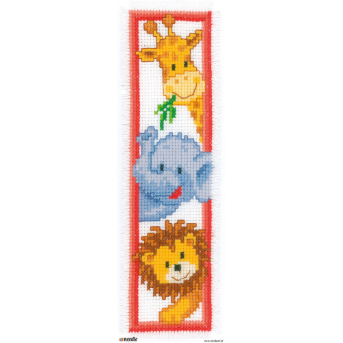 Animals - bookmark