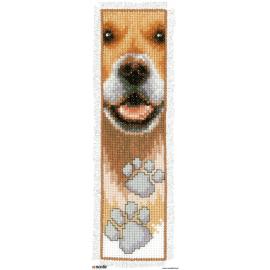 Dog - bookmark