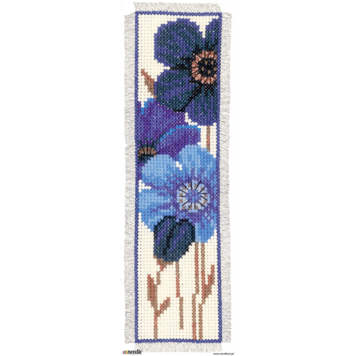 Anemones - bookmark