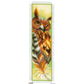 Owl - bookmark
