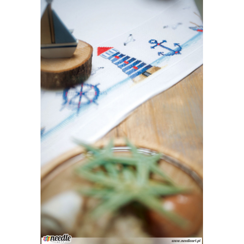 Maritime design - tablecloth