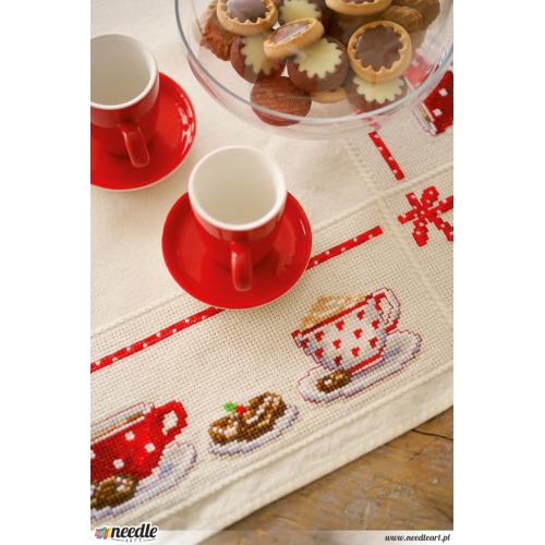 Coffee break - tablecloth
