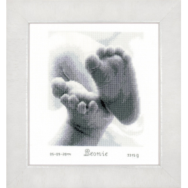 Baby Feet - Birth Record