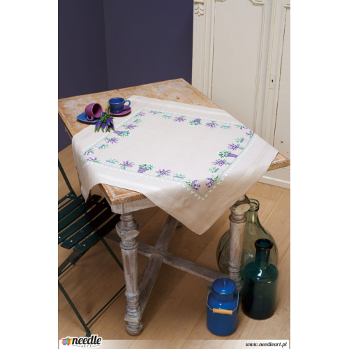 Lavender - tablecloth