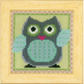 Owls MINI (set of 3)