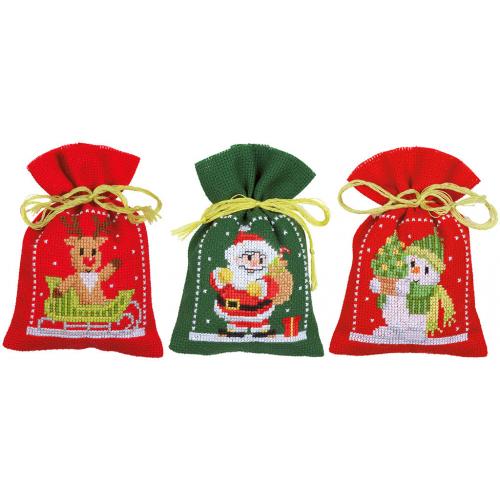 Christnas (bag, set of 3)