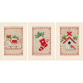Christmas (icons, set of 3)
