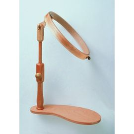 Standable Wooden Tambour 25 cm