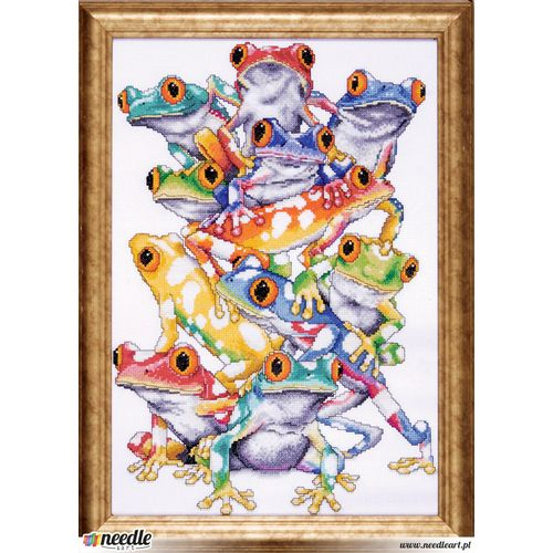 A Whole Lot of Frogs
