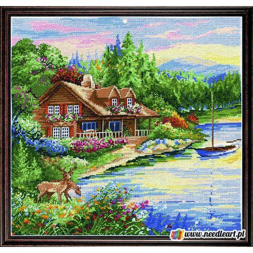 Kabina nad jeziorem