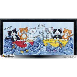 At Sea Cats