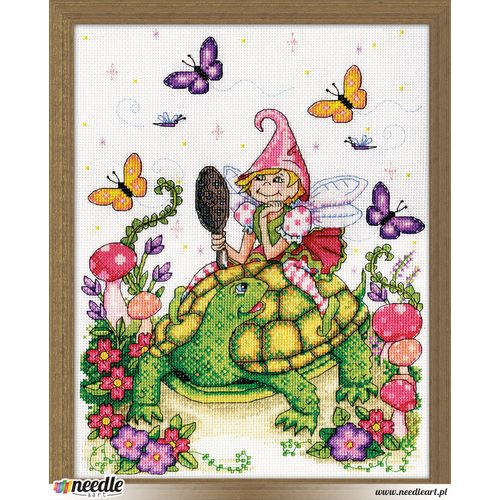 Turtle & Fairy