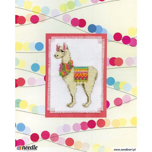 Lama - Stitch & Mat