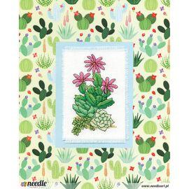 Cactus Stitch & Mat