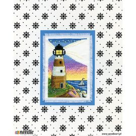 Lighthouse Stitch & Mat