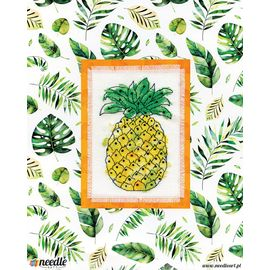 Pineapple Stitch & Mat