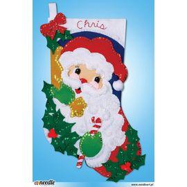 Holly Santa