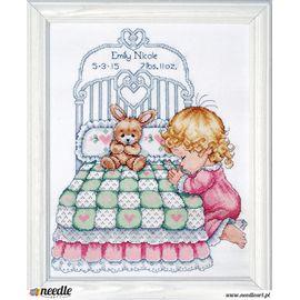 Bedtime Prayer (Girl)