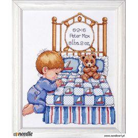 Bedtime Prayer (Boy)