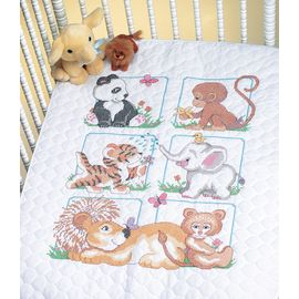 Animal Babes Quilt